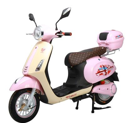 Jingling Lady Electric Scooter